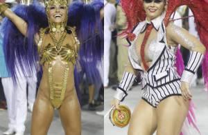 Sabrina Sato e Viviane Araújo: boa forma e fantasias das rainhas agitam a web