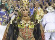 Patrícia Nery não teme perder posto de rainha para Gracyanne Barbosa:'Tranquila'