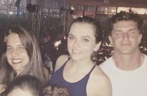 Monica Iozzi e Klebber Toledo estão juntos há 3 semanas. Saiba quem foi o cupido