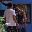 Renan se tornou o principal alvo das críticas de Ana ao dizer que se sentia aliviado com a suposta eliminação da jornalista em conversa com Daniel: 'Estava insuportável'