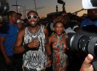 Taís Araújo e Lázaro Ramos gravam a série 'Mister Brau' no Carnaval de Salvador