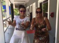 Susana Vieira dança hit 'Paredão Metralhadora' com Suzana Pires. Veja vídeo!
