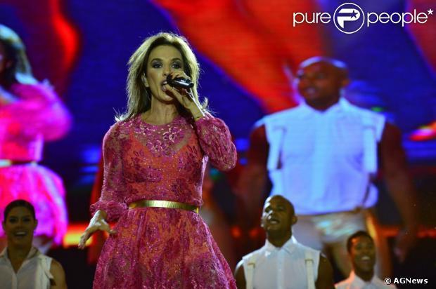 Ivee Sangalo está preparando um show bastante brasileiro para sua sétima apresentação no Rock In Rio. A cantora será a terceira do line-up desta sexta-feira, em 13 de setembro de 2013