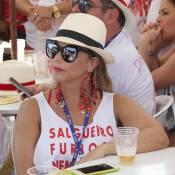 Viviane Araújo fica indignada após Mangueira vencer o Carnaval do Rio de Janeiro
