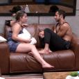 Matheus e Cacau discutiram a relação durante mais uma festa do 'BBB16'
