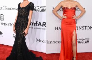 Veja look de Izabel Goulart, Adriana Lima e famosas no baile da amfAR, em NY