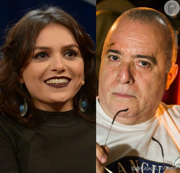 Após sair do 'Vídeo Show', Monica Iozzi vai protagonizar a série 'A Advogada do Diabo' com Tony Ramos