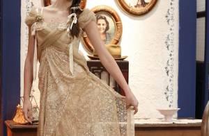 'Êta Mundo Bom!': Mafalda se desespera ao ter vestido de noiva rasgado. Fotos!