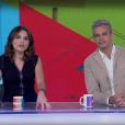 Monica Iozzi e Otaviano Costa conquistaram o coração dos fãs com a apresentação do 'Vídeo Show'