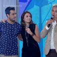 Joaquim Lopes vai apresentar o 'Vídeo Show' com Otaviano Costa no lugar de Monica Iozzi