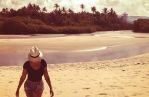 Beyoncé relaxa na Bahia após dançar funk no primeiro dia do Rock in Rio