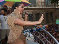 Anitta estreia Bloco das Poderosas com multidão no Rio. Veja fotos e vídeos!