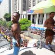 Carnaval: Anitta anima multidão de foliões no Bloco das Poderosas no Rio, neste sábado, 13 de fevereiro de 2016