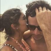 Sophie Charlotte se declara para Daniel de Oliveira no Valentine's Day: 'Te amo'