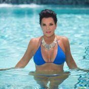 Mãe de Kim Kardashian, Kris Jenner publica foto de biquíni aos 57 anos