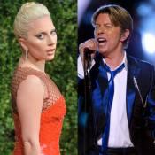 Lady Gaga tatua homenagem a David Bowie na sua costela: 'Imagem que mudou vida'