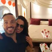 Belo e Gracyanne Barbosa fazem segunda lua de mel, no Caribe: 'Tempo só pra nós'