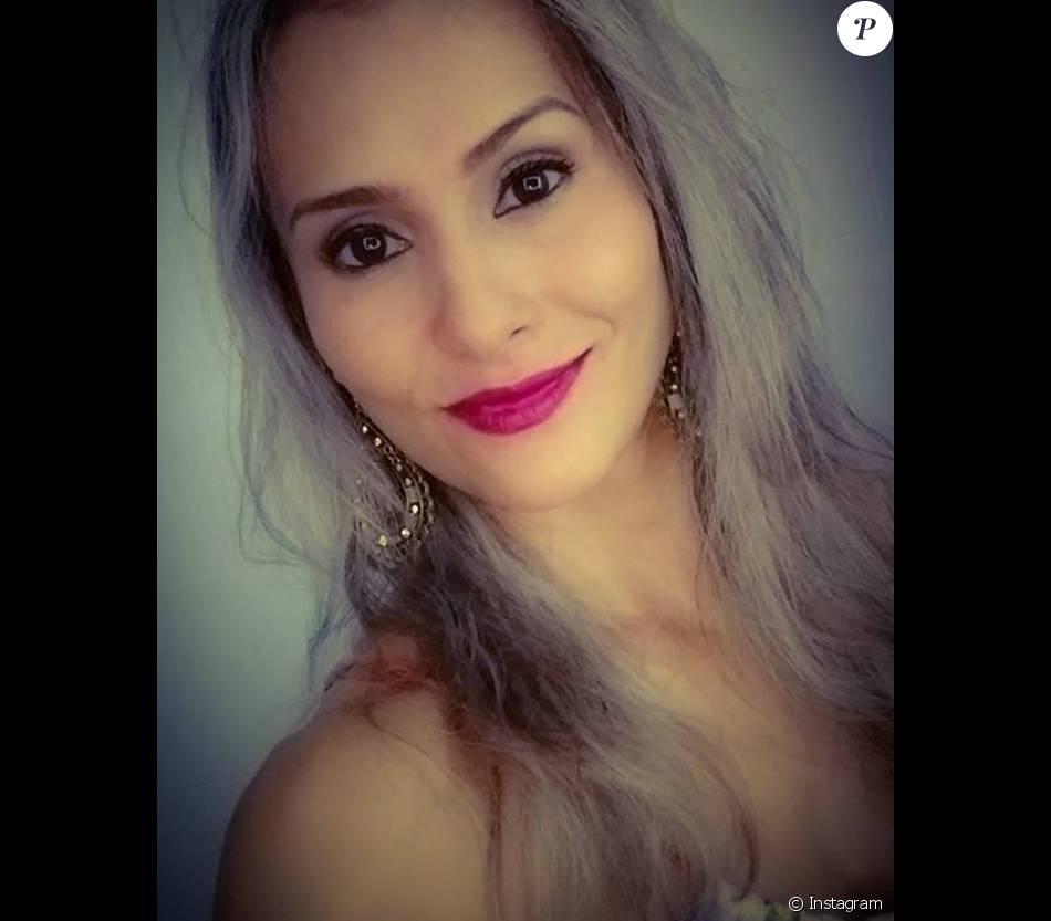 Cinthia Mayumi é a ex-namorada de Renan, do 'Big Brother Brasil 16', de quem o modelo costuma se referir dentro da casa