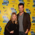 O marido de Fergie, Josh Duhamel anunciou a gravidez da cantora através do Twitter