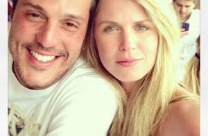 Susana Werner comenta cirurgia do marido, Julio Cesar: 'Operação feita, tudo ok'