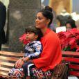 Juliana Paes é mãe de Pedro, que completou 2 anos no dia 16 de dezembro