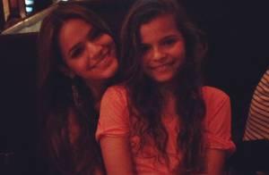 Bruna Marquezine comemora aniversário da irmã e faz declaração: 'Te amo'
