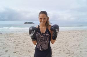 3 minutos com Juliana Paiva: conheça os treinos da atriz para manter a forma