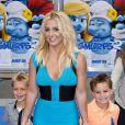 Britney Spears e Kevin Federline são pais de  Sean e Jayden, de seis e sete anos, respectivamente.