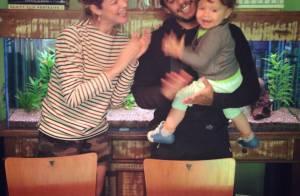 Luana Piovani comemora 1 ano e meio do filho, Dom: 'Nossa alegria e dádiva'
