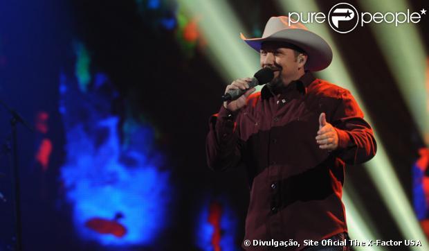 Tate Stevens é o grande vencedor do 'The X-Factor' dos Estados Unidos, nesta quinta-feira, 21 de dezembro de 2012
