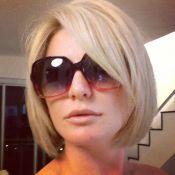 Antonia Fontenelle adota novo corte de cabelo: 'Quis tirar a imagem de Playmate'