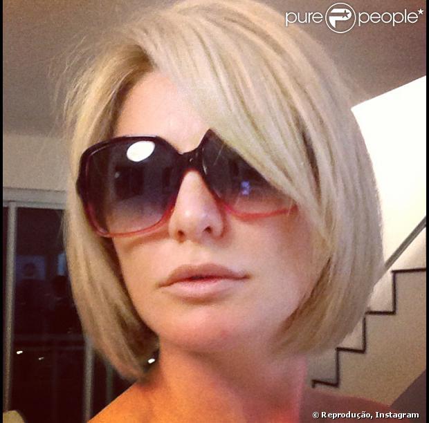 Antonia Fontenelle radicaliza no visual e adota cabelos curtos: 'Quis tirar o visual de Playmate', em 1 de outubro de 2013