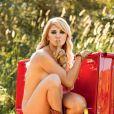 Antonia Fontenelle é capa da edição de julho da revista 'Playboy'
