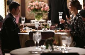'Joia Rara': Franz (Bruno Gagliasso) pede Silvia (Nathalia Dill) em casamento