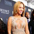Beyoncé na premiére de seu filme 'Beyonce: Life Is But A Dream' em Nova York em fevereiro de 2013.
