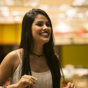 Munik, campeã do 'BBB16', atrai marcas de cosméticos pelo seu cabelo comprido
