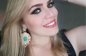 Ex-BBB Paulinha Leite é vetada em festa de Munik e lamenta: 'Nem cheguei perto'