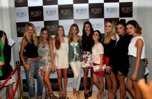 Mariana Rios e famosas prestigiam coquetel com presença de Cara Delevingne no RJ