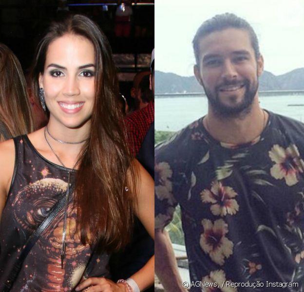 Pérola Faria e Bernardo Velasco, de 'Os Dez Mandamentos', vivem romance