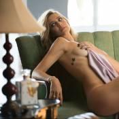 Luana Piovani, aos 39 anos, surge seminua em ensaio para 'Playboy'. Fotos!
