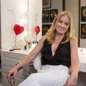 Angélica comemora 10 anos do programa 'Estrelas': 'Feliz por ser apresentadora'