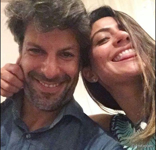 Carol Castro falou sobre o relacionamento com Felipe Prazeres: 'Está ótimo! Só tenho a agradecer e ser feliz'
