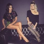 Bruna Marquezine e Julia Faria posam sexy no aniversário de Thaila Ayala
