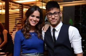 Neymar mantém contato com Bruna Marquezine após fim do namoro: 'Somos amigos'
