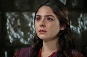 'Os Dez Mandamentos': Betânia tenta desistir de casamento e é ameaçada de morte