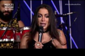 Anitta ganha elogios na web em sua estreia no 'Música Boa ao Vivo': 'Arrasando'