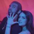 Kéfera Buchmann cantou com namorado Gusta, que se fantasiou de Drake