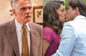 'Êta Mundo Bom!': Severo flagra Braz beijando Diana e expulsa o filho de casa