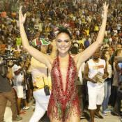 Carnaval:Ivete recusa e Paloma Bernardi continua rainha de bateria da Grande Rio