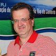 O namorado de Ana Maria Braga, Mauro Bayout, já foi premiado pela Federação de Golfe do Estado do Rio de Janeiro